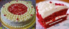 Tempahan Red Velvet Cake (Pulau Pinang)