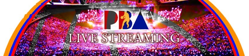 PBA LIVE STREAMING