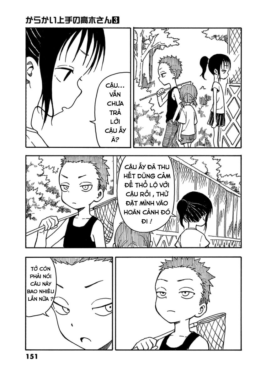 Karakai Jouzu no Takagi-san chap 26.5 Trang 2 - Mangak.info