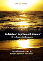 """Nuevo Libro """"Yo también soy Cercei Lannister"""""""