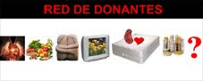 RED DE DONANTES