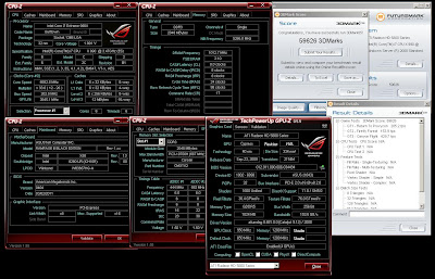 Extreme Overclocking results from Corsair blog picture 4