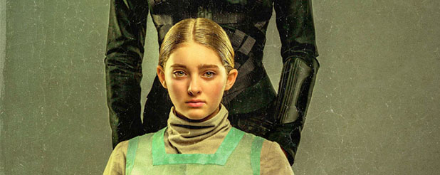 Vanity Fair Exclusively Debut 'The Sister Portrait' Featuring Katniss & Prim