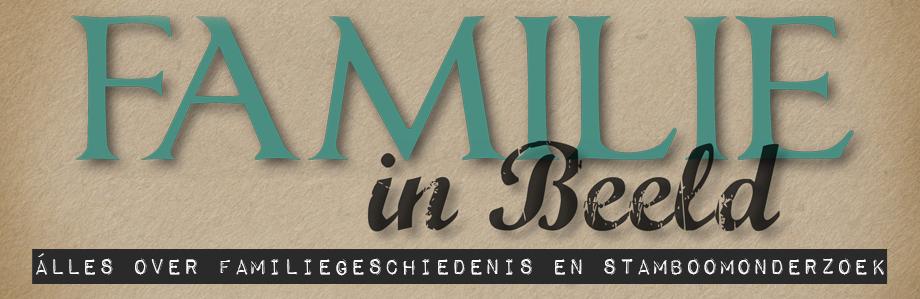 Familie in Beeld - Alles over familiegeschiedenis en stamboomonderzoek