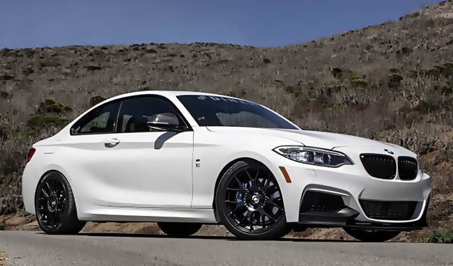 BMW Dinan M235i Review