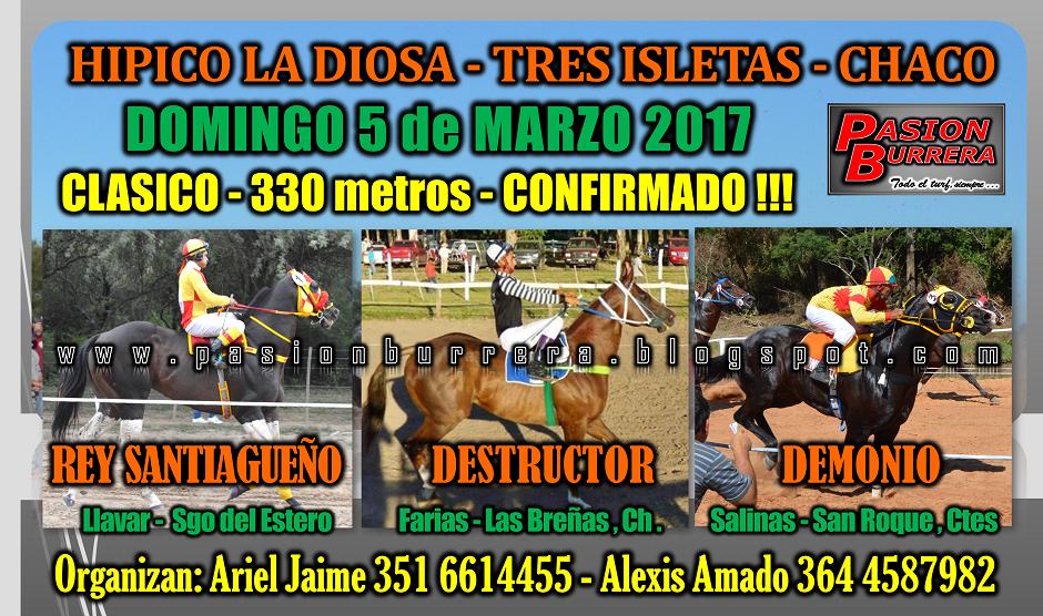 TRES ISLETAS 5 - 330