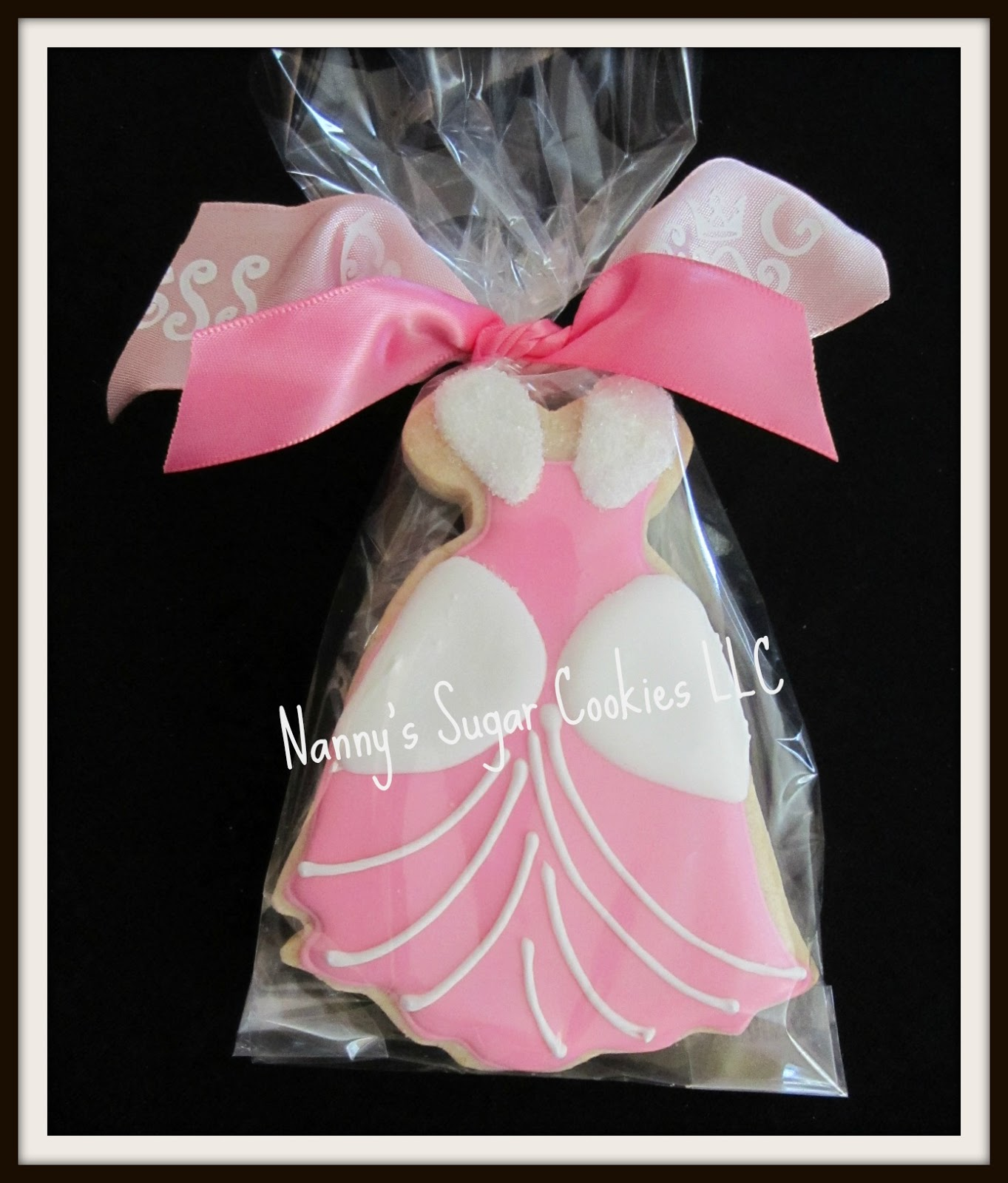 Nanny\'s Sugar Cookies LLC: Happy Birthday \