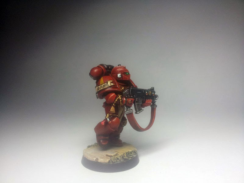 BLOOD ANGELS - WARHAMMER 40000 5-1