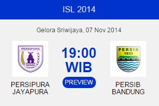 Final Persib vs Persipura Digelar di Stadion Jakabaring Palembang