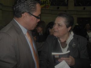 HELIOS MAR con la Dra. CLARA LÓPEZ OBREGON