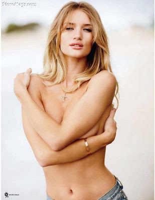 Rosie Huntington Whiteley Latest Maxim Stills
