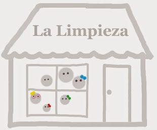 La limpieza: como hacemos para mantener limpia y ordenada una casa pequeña con mucha gente.