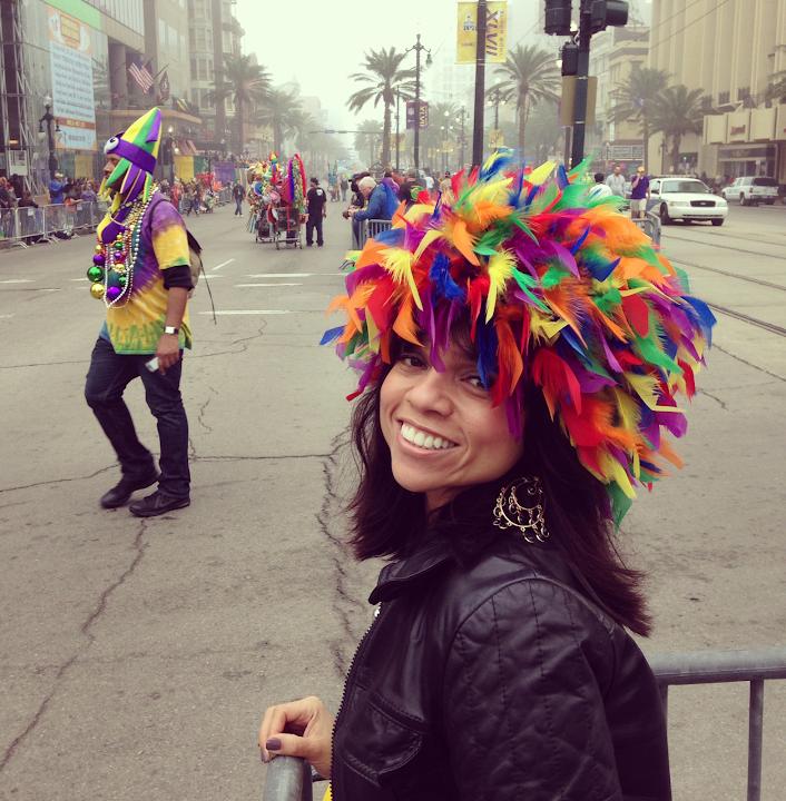 Mardi Gras 2013 New Orleans