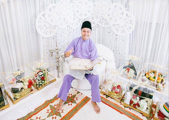 Hafiz Suip Turuti Permintaan Keluarga Lalui Proses Perkahwinan Ikut Adat
