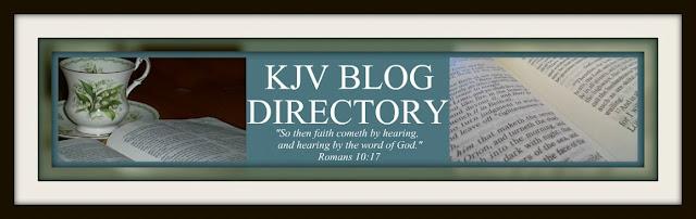 KJV Blog Directory