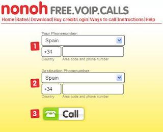 Llamadas a moviles internacionales gratis
