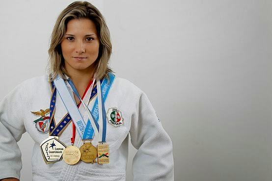 Telma Monteiro Judo
