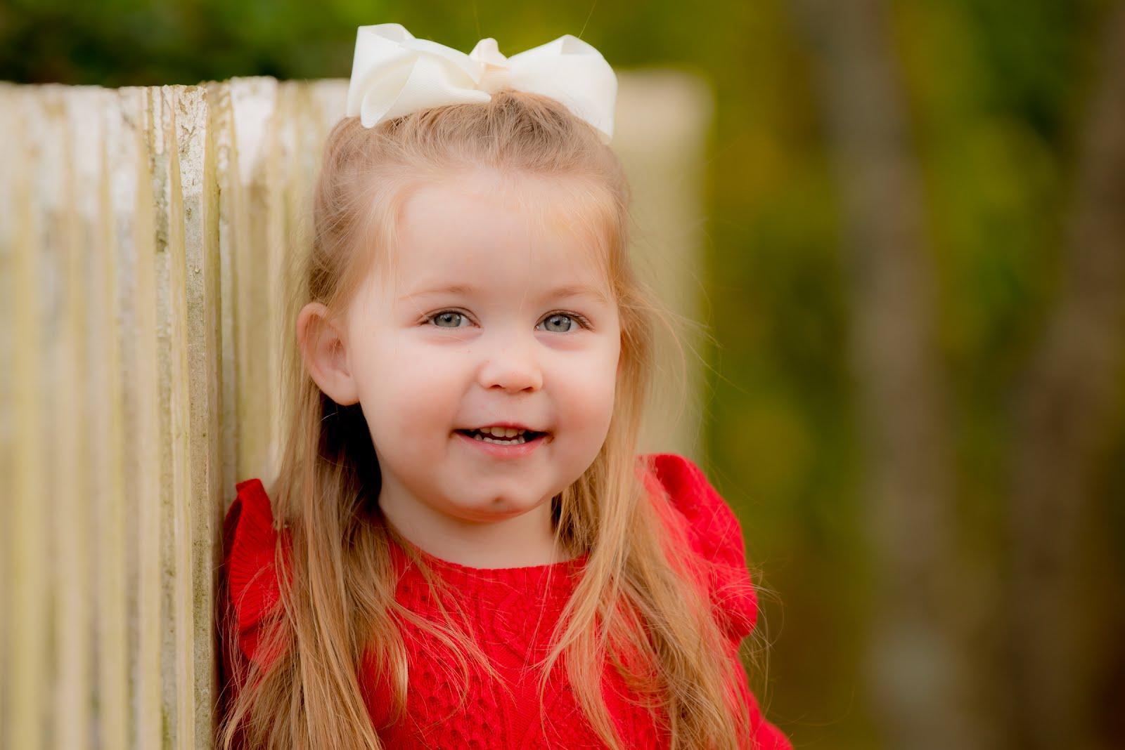 My Granddaughter, Capri