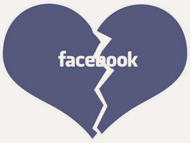 corazon roto facebook