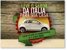 Promoção Filippo Berio Leve o sabor da Itália para sua casa!