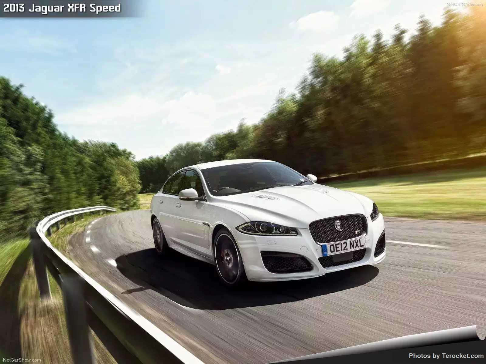 Hình ảnh xe ô tô Jaguar XFR Speed 2013 & nội ngoại thất