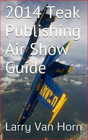 Teak Publishing Air Show Guide