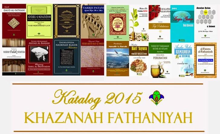 KHAZANAH FATHANIYAH