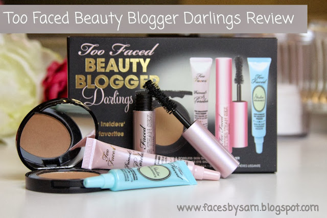 Too Faced Beauty Blogger Darlings Review
