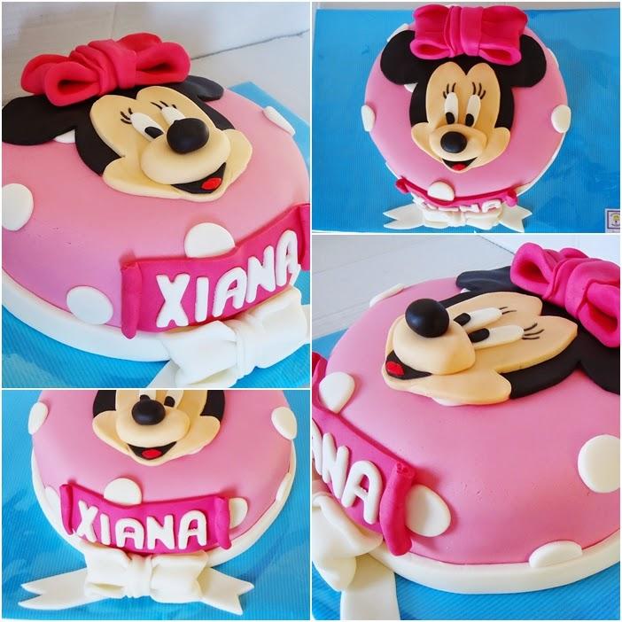 tarta minnie mouse de Celebraciones Especiales - Miriam LM