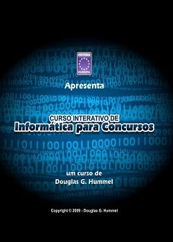 curso Download   Curso Interativo de Informática para Concursos   Douglas G. Hummel