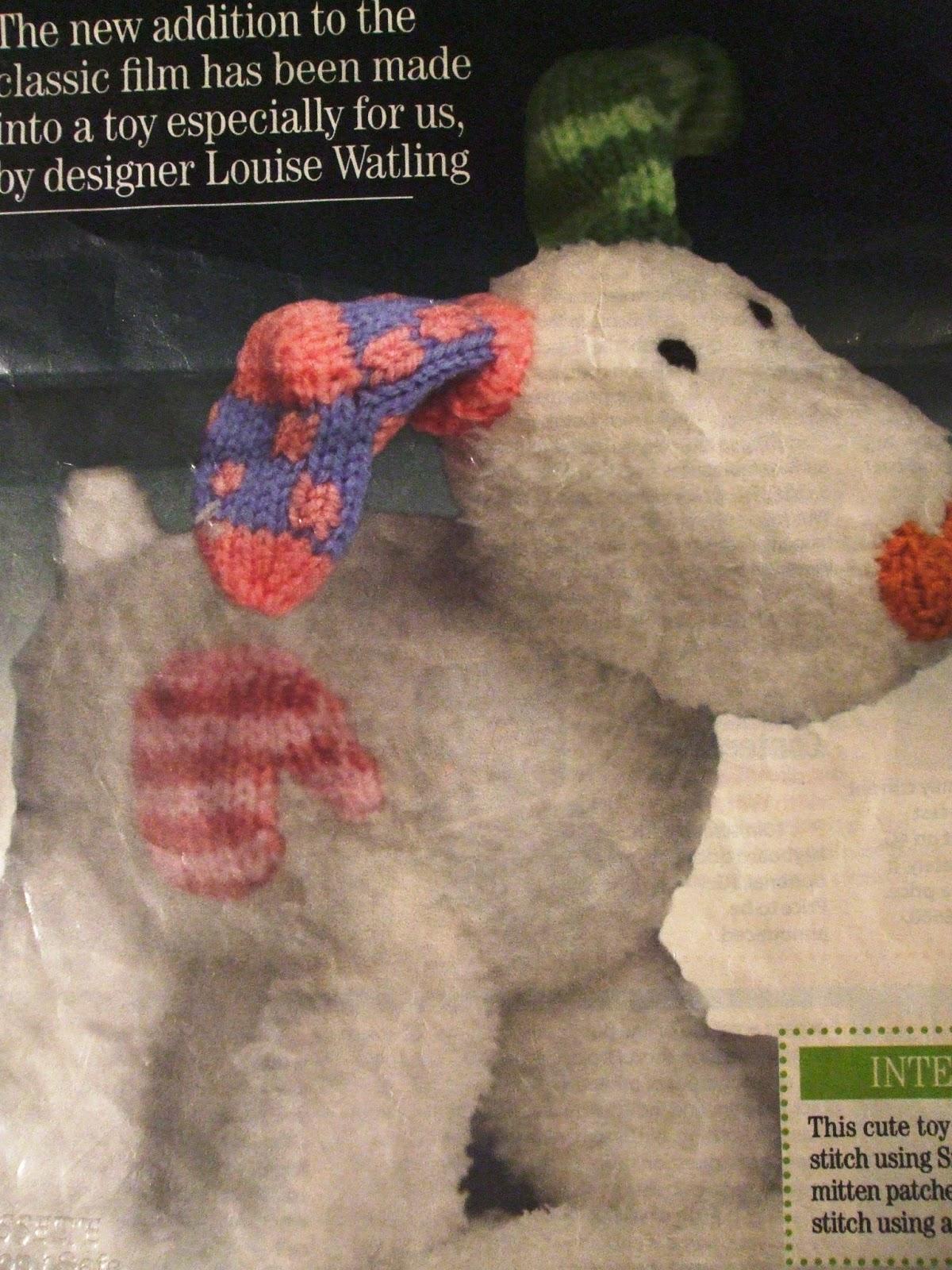 Snow Dog Knitting Pattern Free : StorySeeker: Story Knitting
