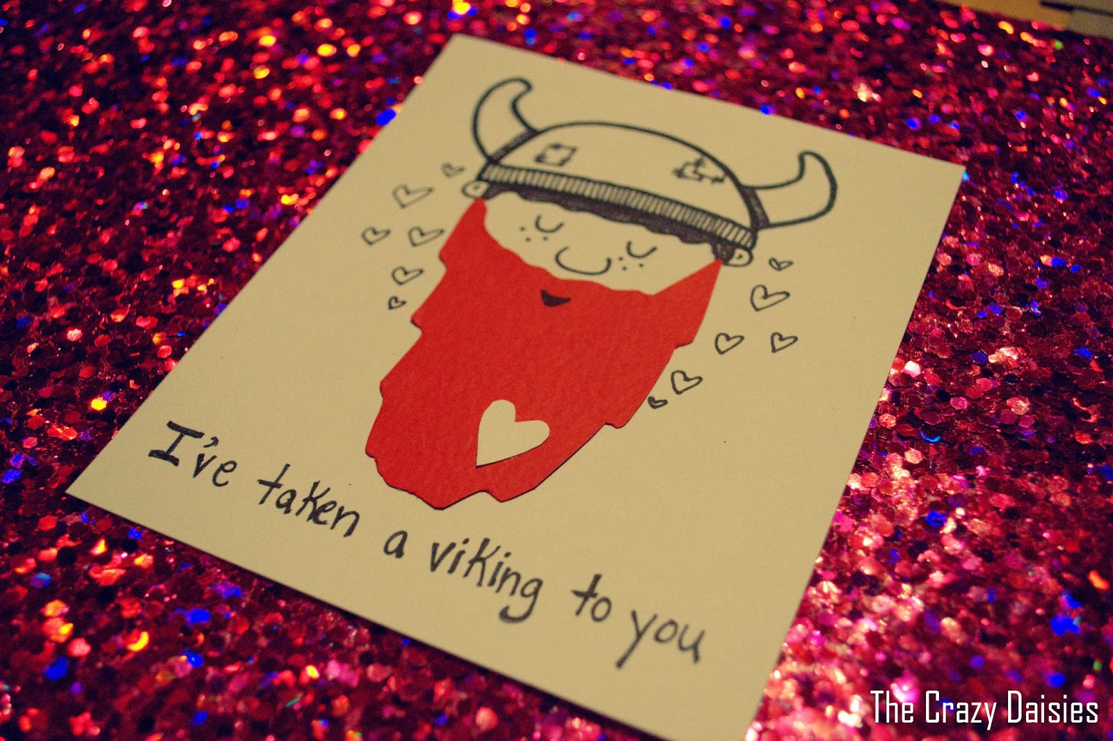 The crazy daisies punny diy valentines some punny love are you a fan of puns our brother john loves them and so we dedicate this post to him these cards are super easy to make and sure to solutioingenieria Images