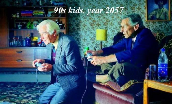 Future 90s Kids, In Year 2057