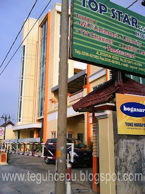Top star Hotel Cepu, Hotel di Cepu, Hotel in Cepu