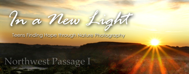 In a New Light at Northwest Passage 1