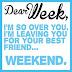 Bom fim-de-semana!!!!
