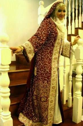 Model Baju Muslim Terbaru Untuk Orang Gemuk Model Baju