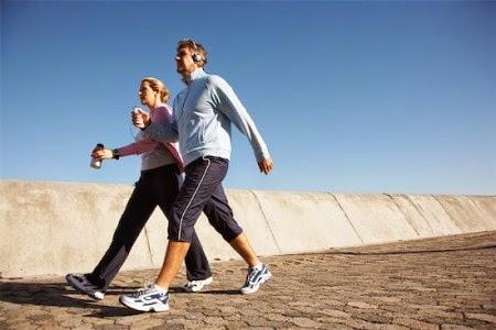 Caminhadas diárias podem ajudar a evitar obesidade