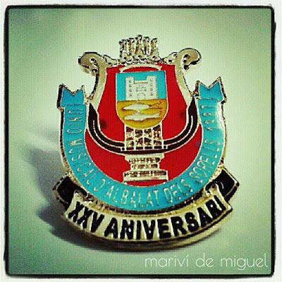 Unio-Musical-Albalat-dels-Sorells-insignia-25-aniversario