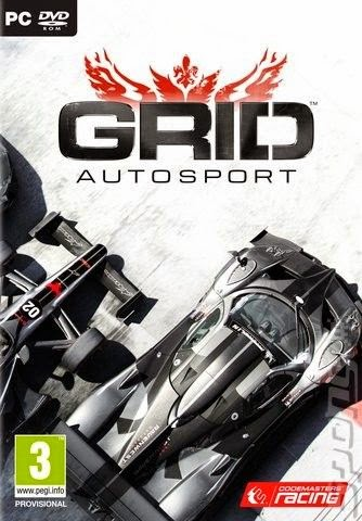 GRID Autosport RELOADED Pc Game 9.25GB Ink Crack Free Download