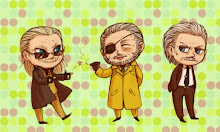 Ocelot, Big Boss & Snake