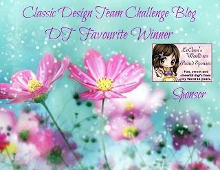 Design Team Favourite Winner Badge