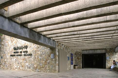 Museo de Sitio, Oaxaca
