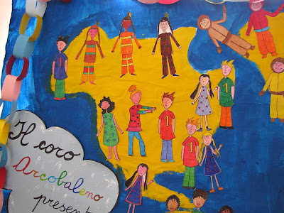 The world according to kids, De Amicis elementary school, Livorno