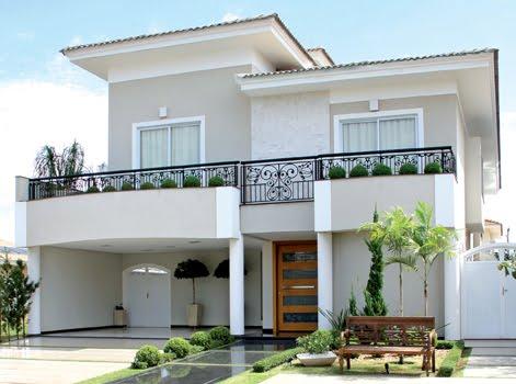 Arte e design estilo for Casa classica moderna