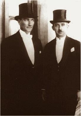 Kemal Atatürk:Hiçbir millet aynen diğer bir milletin mukallidi olmamalıdır.