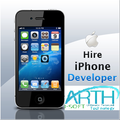 Hire iPhone Developer Services India