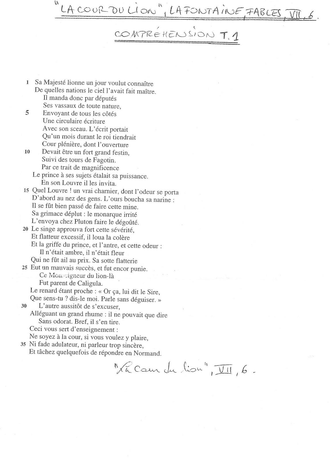 la princesse de clèves la rencontre amoureuse analyse Amiens