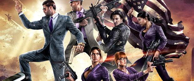 Saint's Row IV E3 In-Game Walkthrough