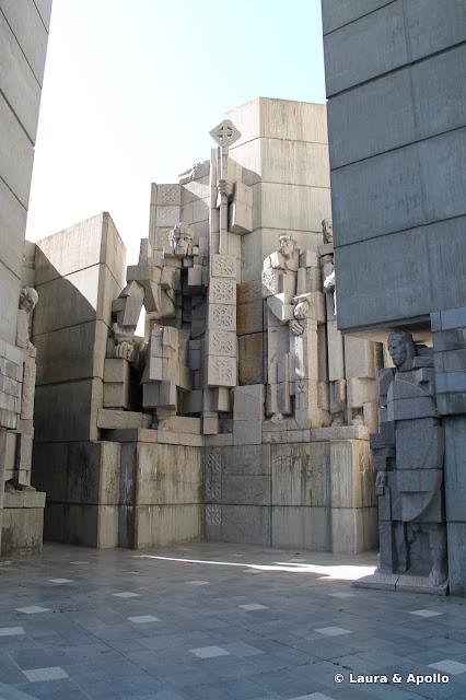 Monumentul Intemeietorilor Bulgariei - cneazul Simeon